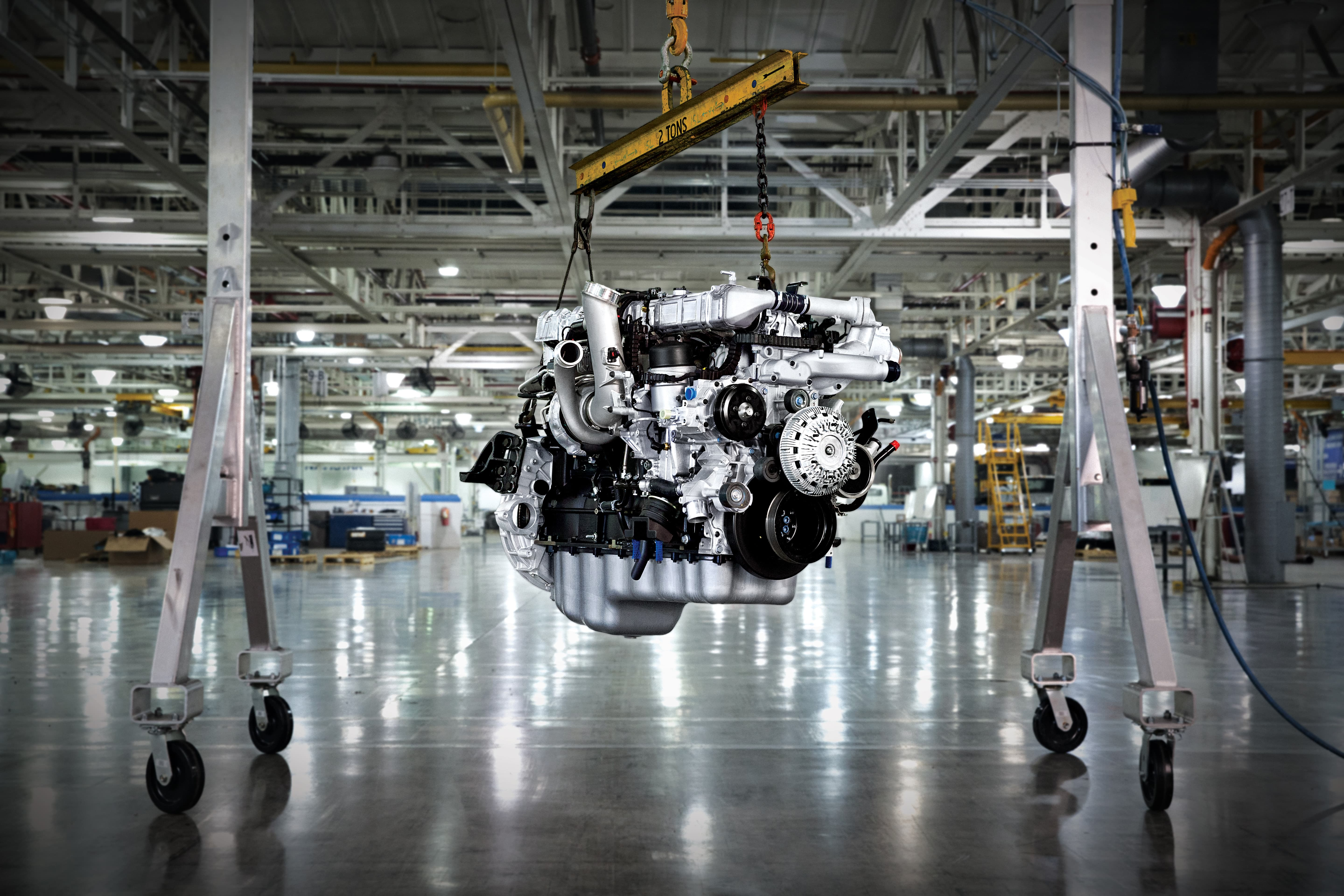 Navistar to make capital investments at huntsville engine plant