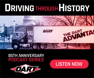 Driving Through History - DART Podcast