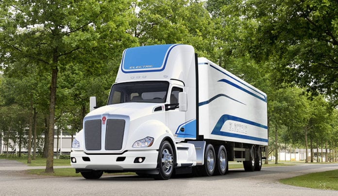 kenworth electric