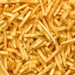 stock photo of fries