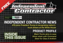 Independent Contractor - May 2020