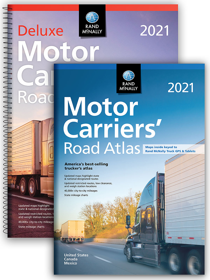 Best Phone Carrier 2021 Rand McNally releases 2021 edition of Motor Carriers' Road Atlas