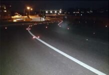 Caltrans Reflective Markers